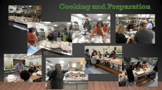 Collage of Thanksgiving Dinner Images 3
